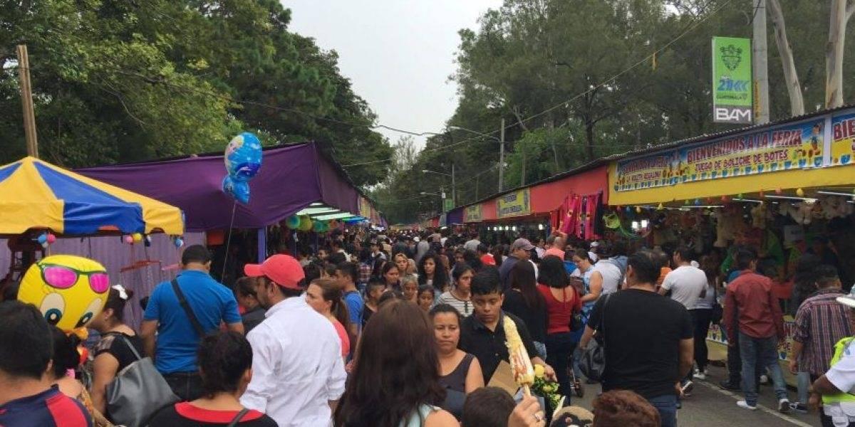 Feria de Jocotenango se inicia este sábado