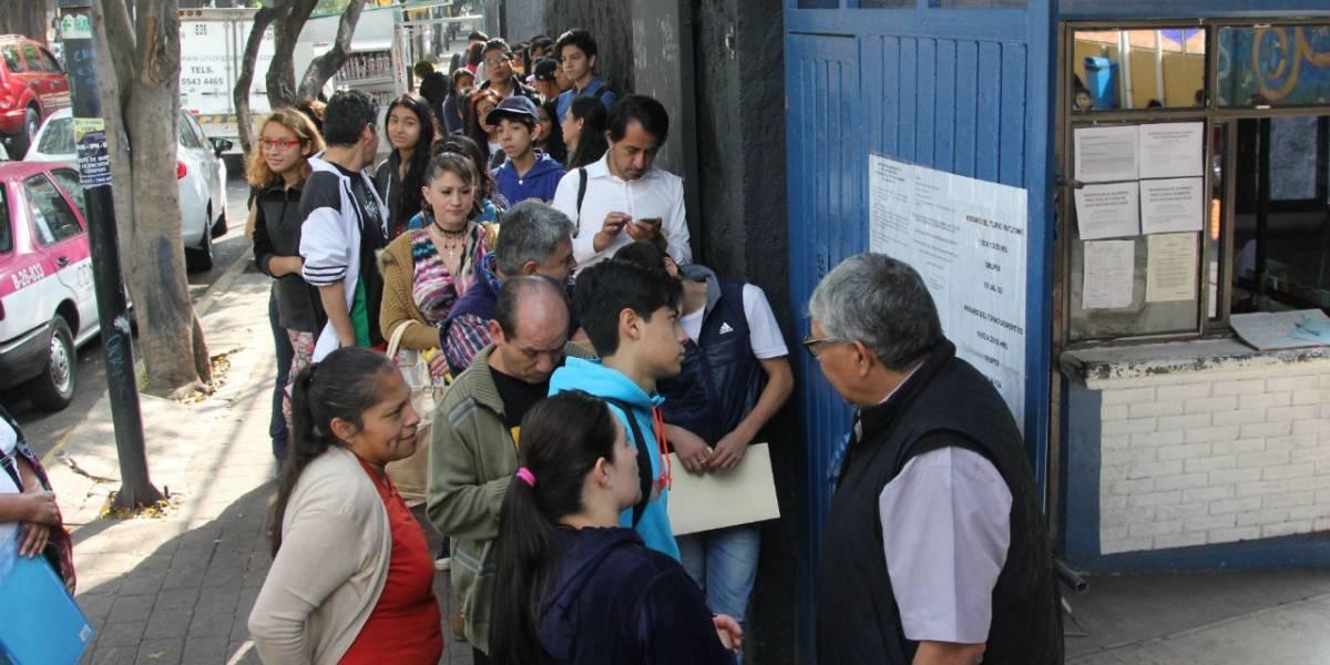 3 mil 613 aspirantes sí lograron puntuación para ingresar a bachillerato: UNAM