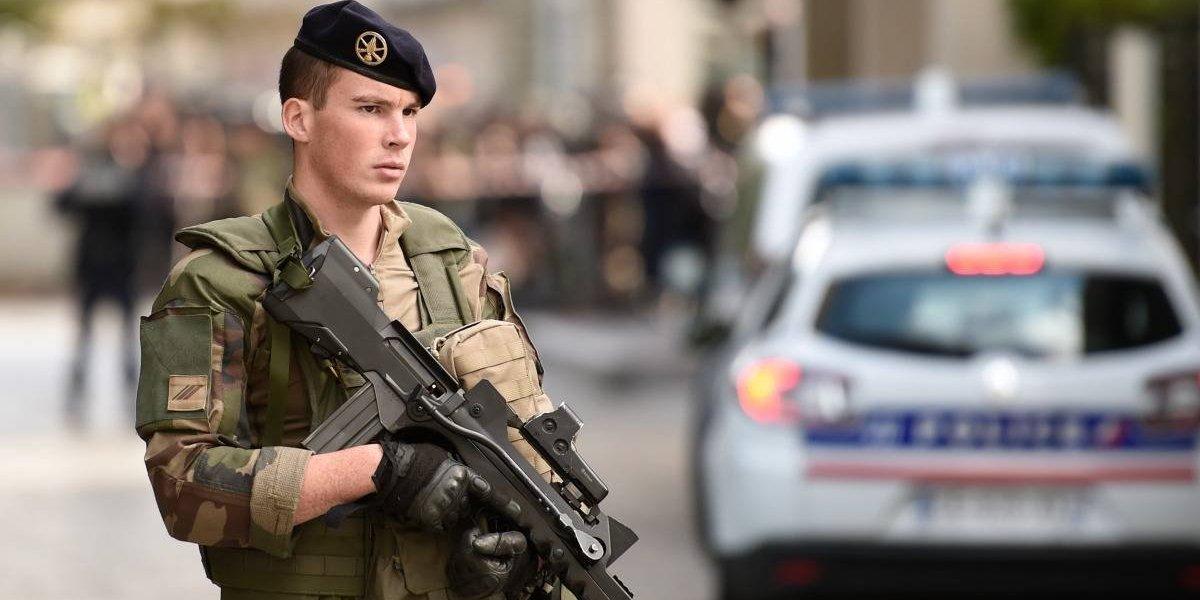 Es detenido el presunto autor del atropello que dejó a seis militares heridos en París