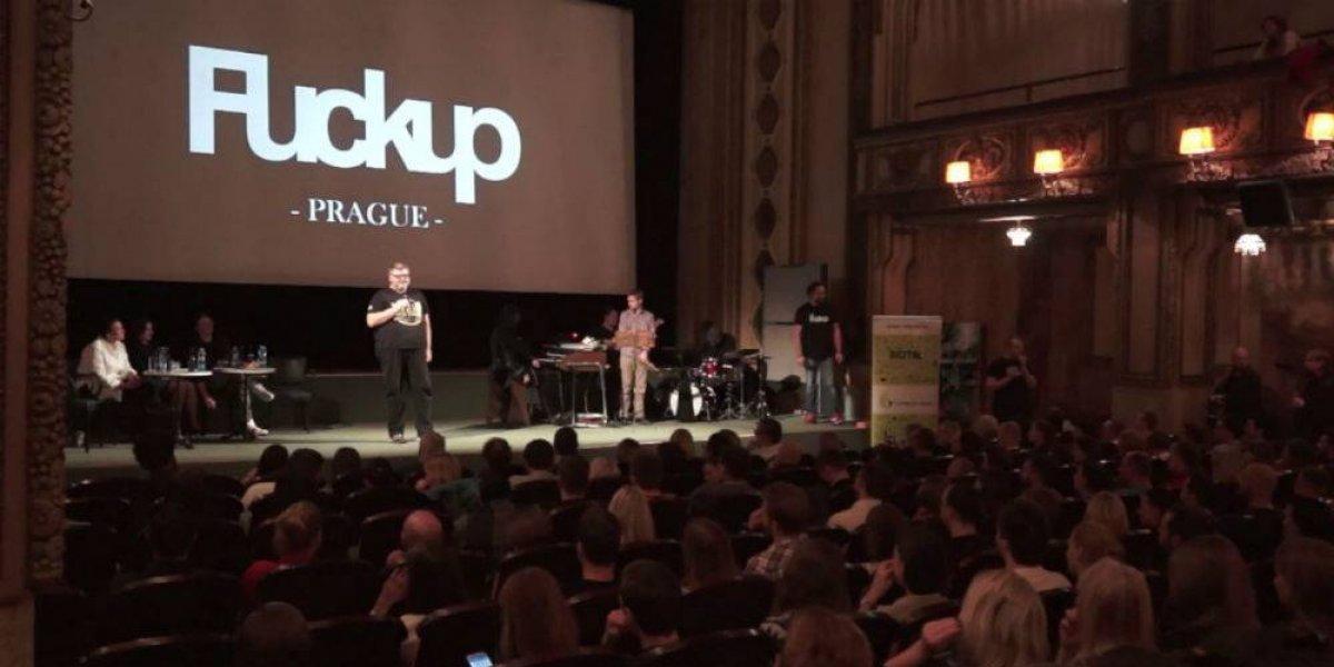 Fuckup Nights: 'fracasados' que inspiran el éxito