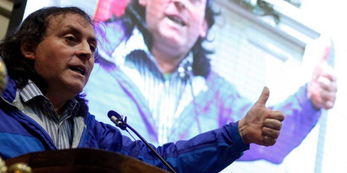 Comisión Zapata no aprobó la repostualción de diputado Ricardo Rincón — CHILE