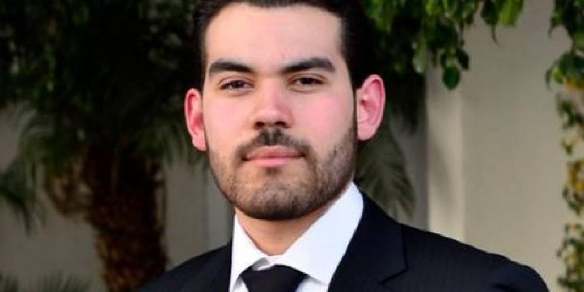 Hijo de Guillermo Padrés abandona Centro Federal de Readaptación