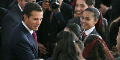 La reforma educativa no es una aspiración, sino una realidad: Peña Nieto