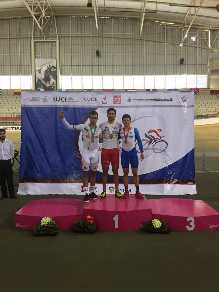 boricua gana bronce ciclismo