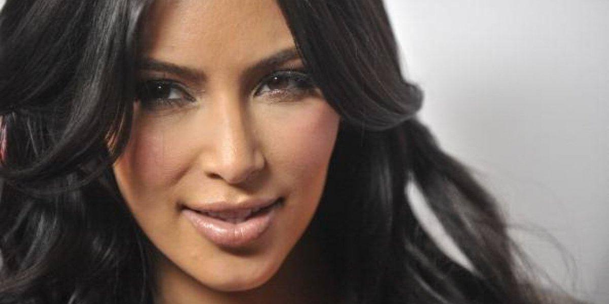 Kim Kardashian sorprende con una foto donde tenía 15 años, ¡y sigue luciendo igual!