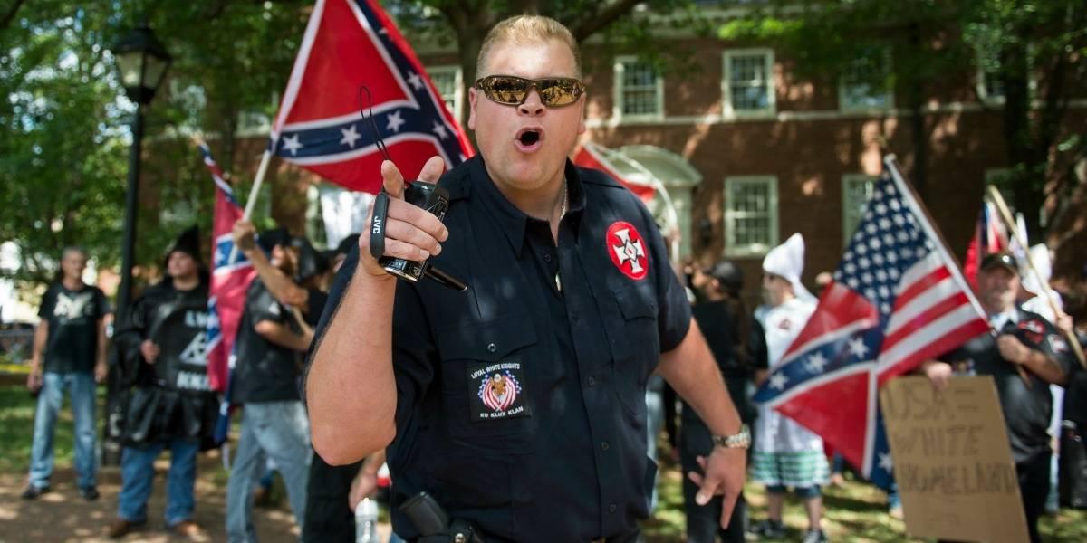 """La """"mayor reunión de odio"""" del siglo XXI que juntará a neonazis, miembros del Ku Klux Klan y de ultraderecha"""