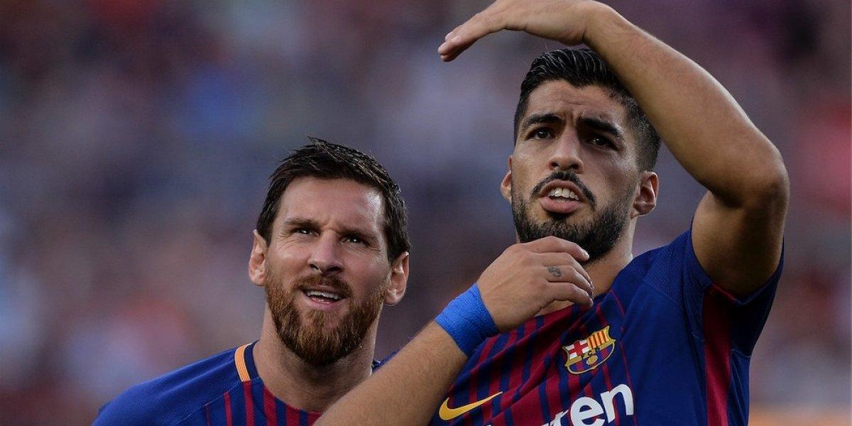 Club rechaza oferta del Barça por el jugador que acompañaría a Messi y a Suárez