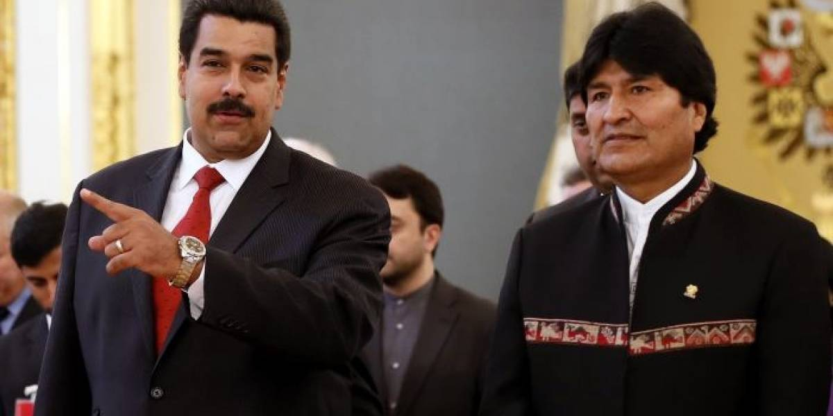Pocos, pero poderosos: estos son los países que respaldan al gobierno de Maduro en Venezuela