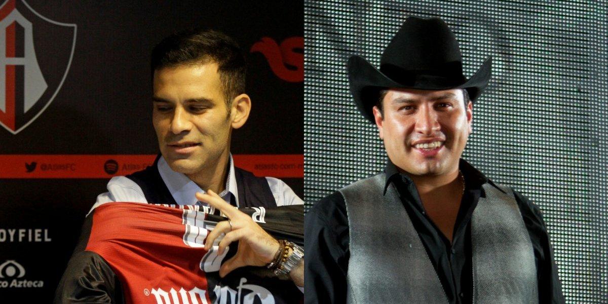 EU vincula a Rafa Márquez y Julión Álvarez con narco