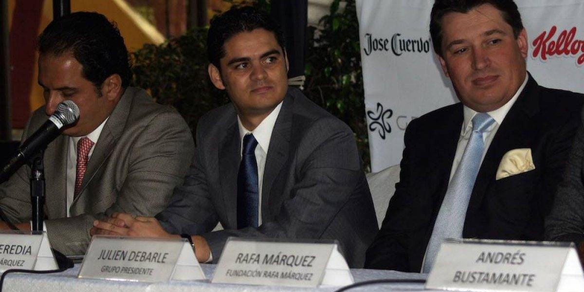 ¿Quiénes son Mauricio Heredia y Marco Antonio Fregoso, ligados a Márquez?
