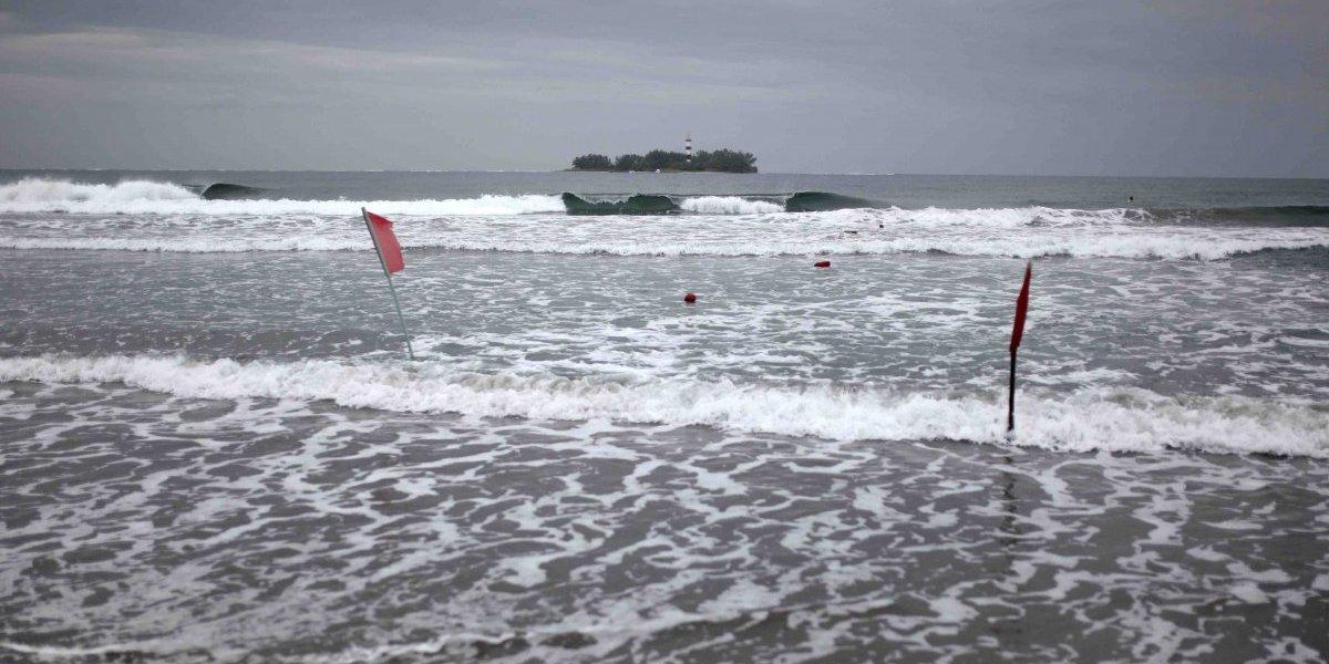 Franklin, ahora huracán, apunta a suelo mexicano por 2da vez