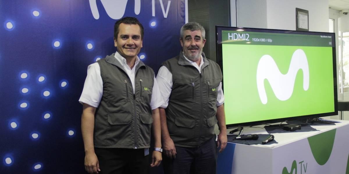 Movistar TV HD, un nuevo de servicio de televisión digital que llega a Guatemala