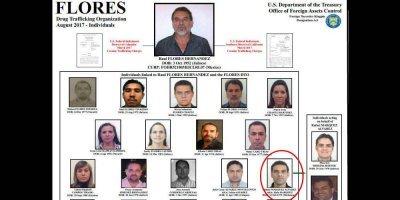 Raúl Flores Hernández fue detenido el 20 de julio