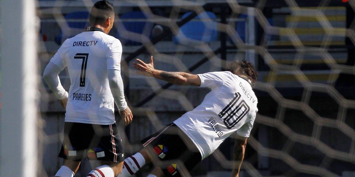"""La """"Mago locura"""" por Jorge Valdivia superó a la """"Paredes manía"""" en Colo Colo"""