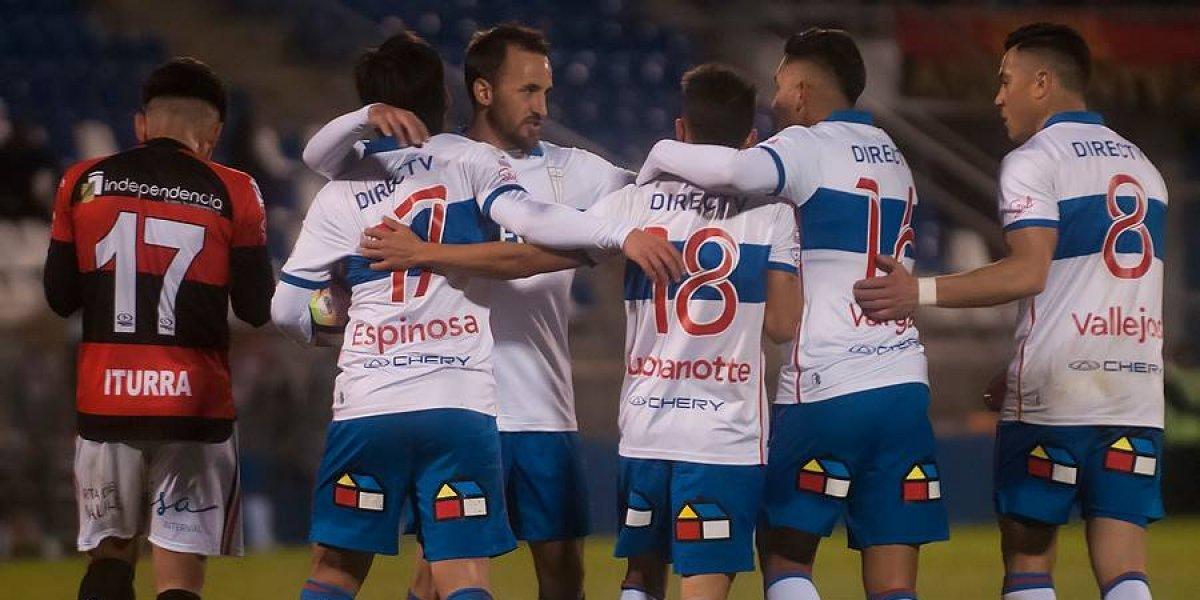 La UC despejó dudas y le dio aire a Salas con clasificación en la Copa Chile