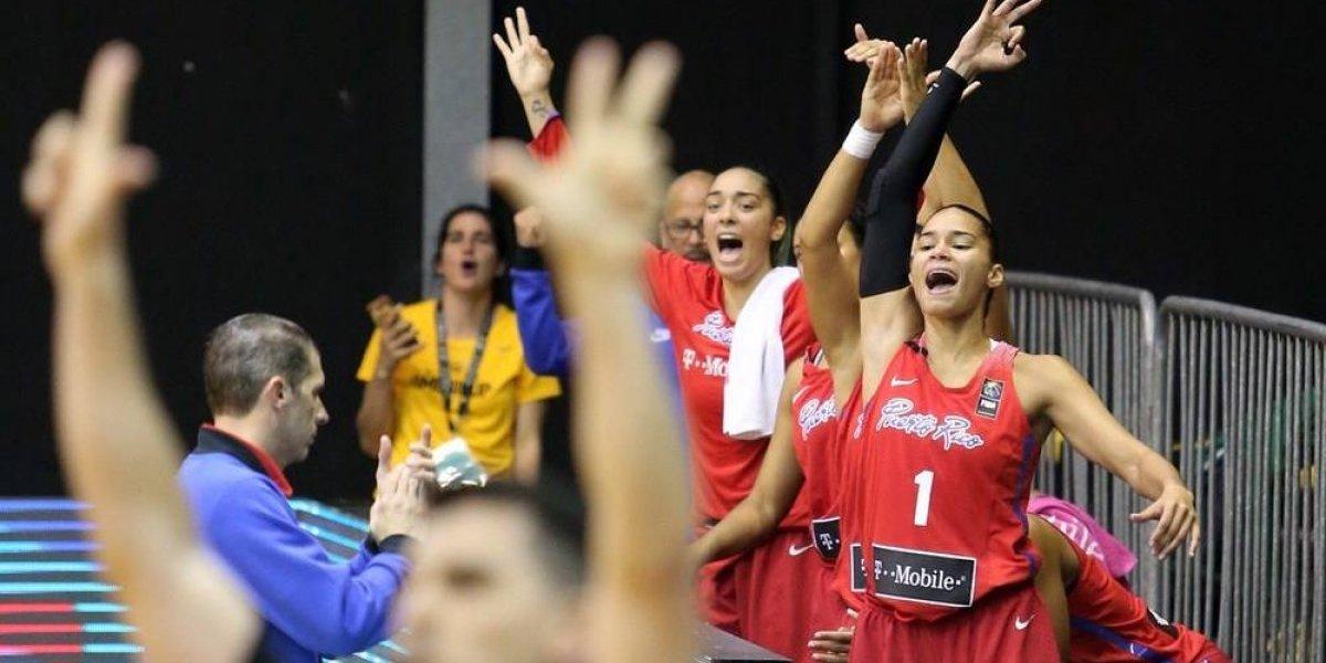 Puerto Rico derrota a Cuba y pasa a semifinal de AmeriCup
