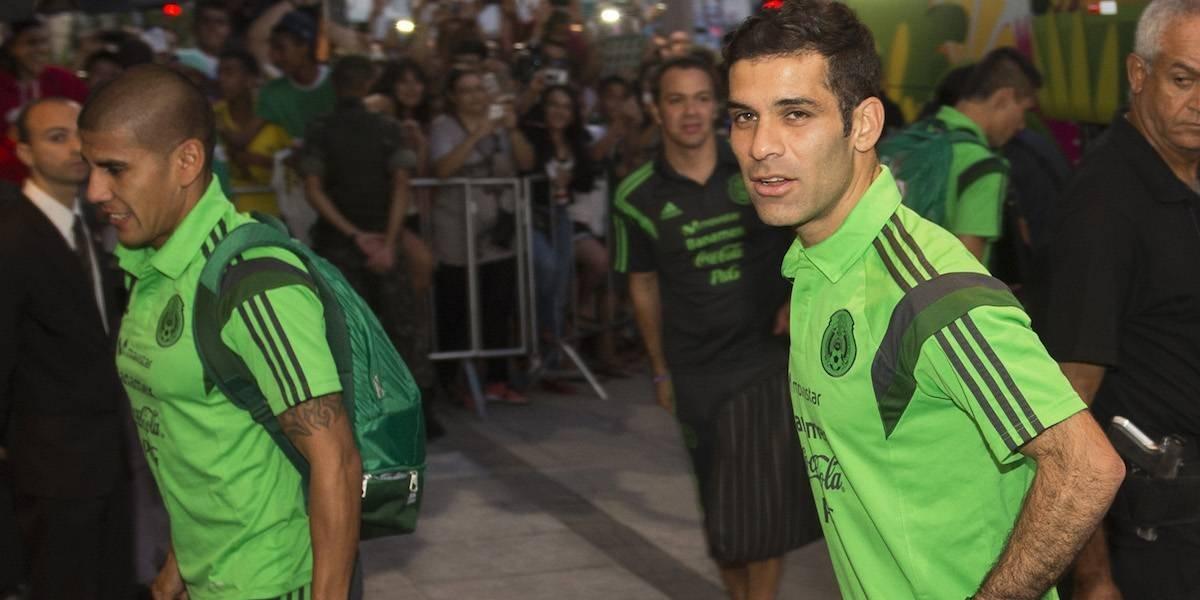 """""""Rafael Márquez es intachable"""": Carlos Salcido"""