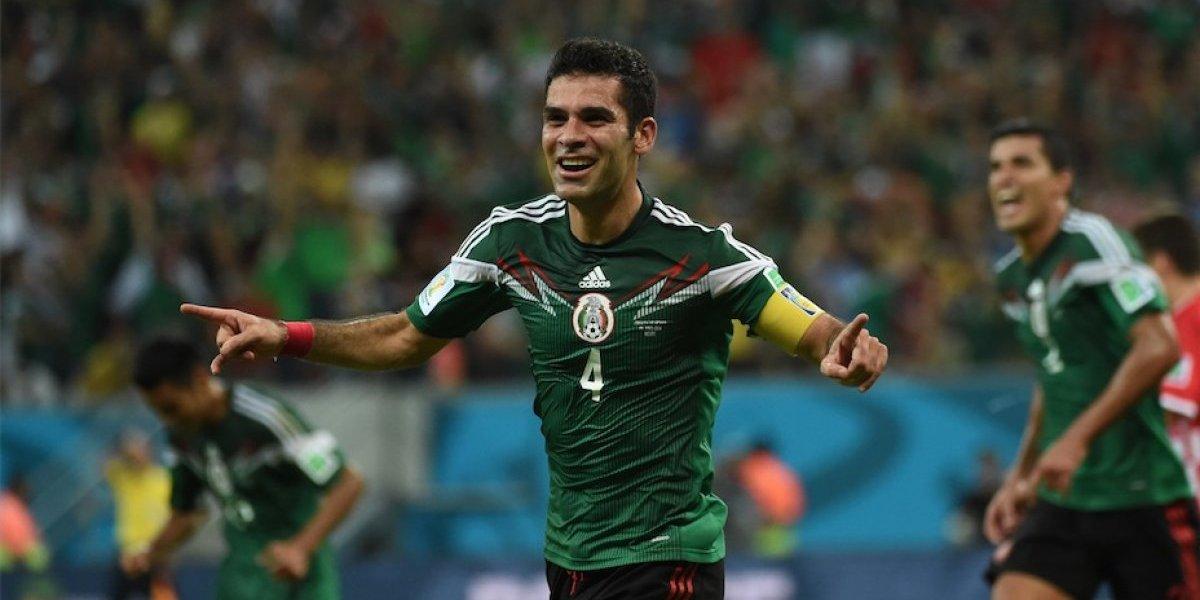 Futbolista Rafael Márquez da la cara ante la justicia