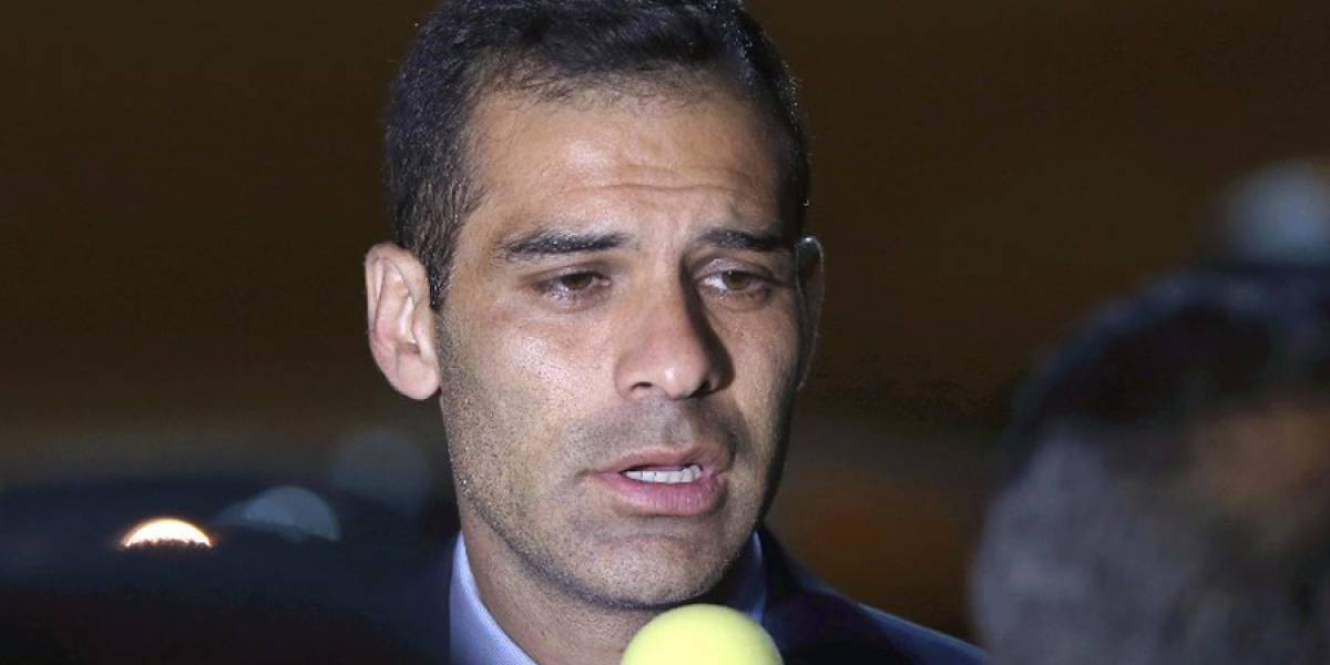 VIDEO. Futbolista mexicano Rafa Márquez niega nexos con el narcotráfico