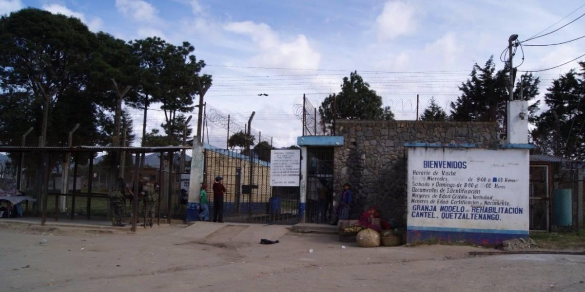 Guardia penitenciario herido tras ataque armado contra garita en cárcel Cantel