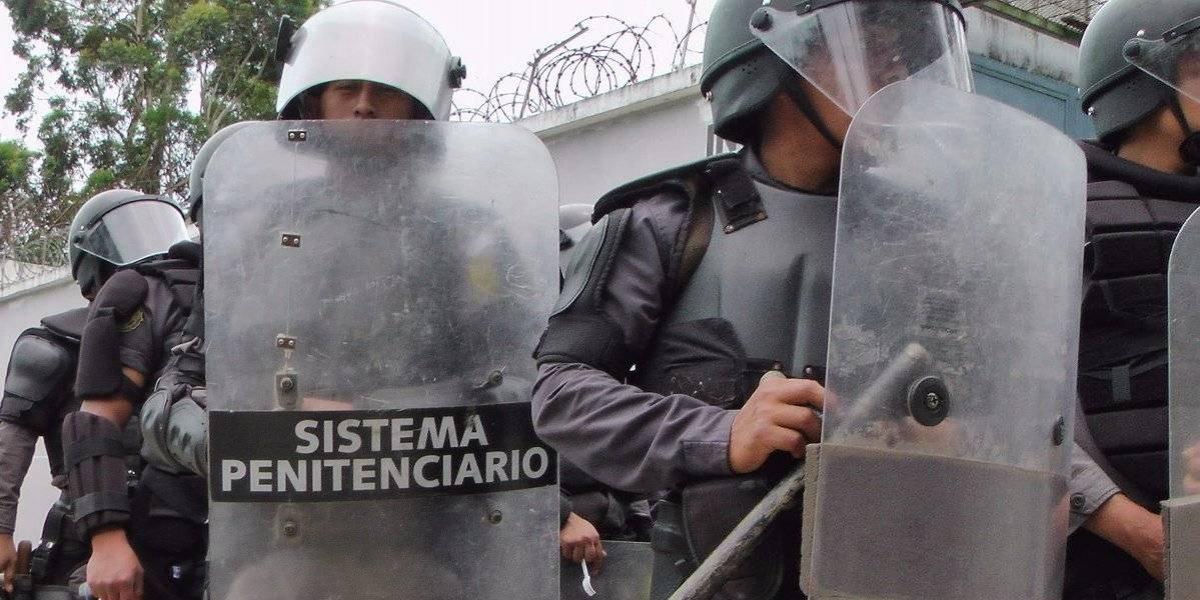Localizan cervezas, armas punzocortantes y celulares en Granja de Rehabilitación Cantel