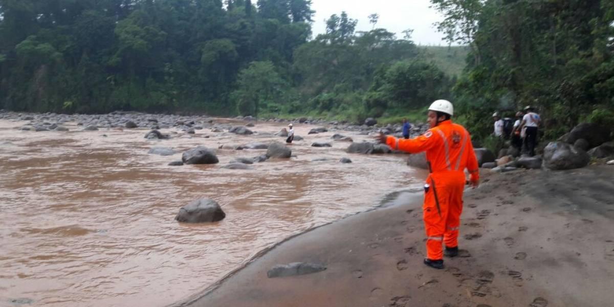 Localizan los cuerpos de tres personas desaparecidas en río en San Marcos