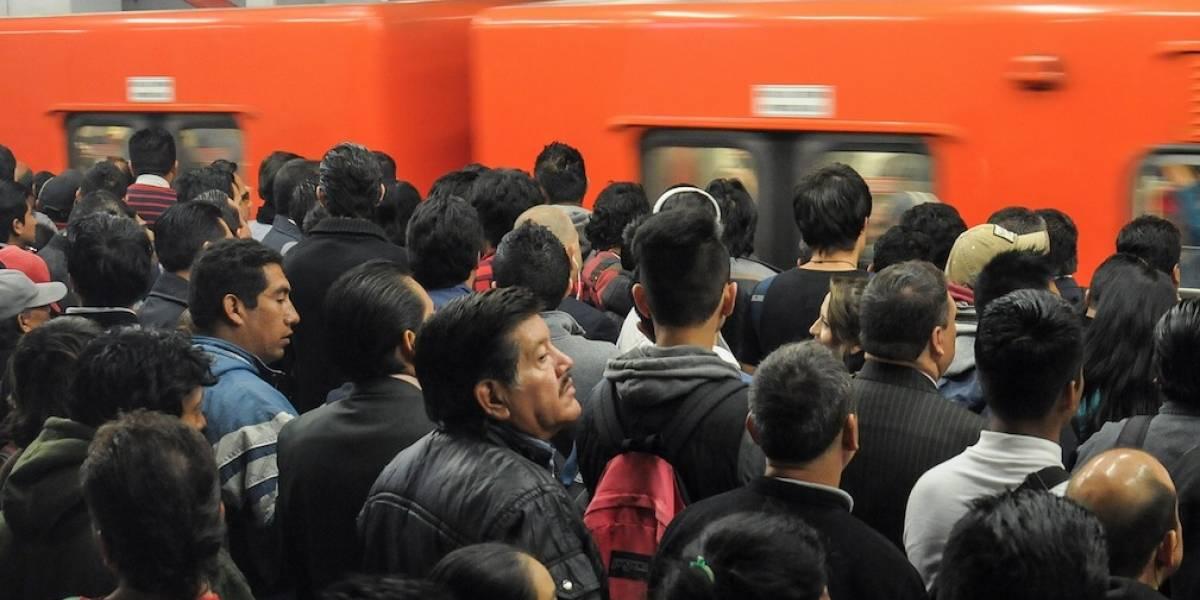 Metro implementa marcha de seguridad en 3 líneas por lluvias