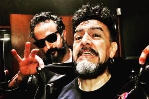 Sergio Arau & Tito Fuentes (Molotov)