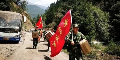 Sismo en China causó 19 muertos y 280 heridos