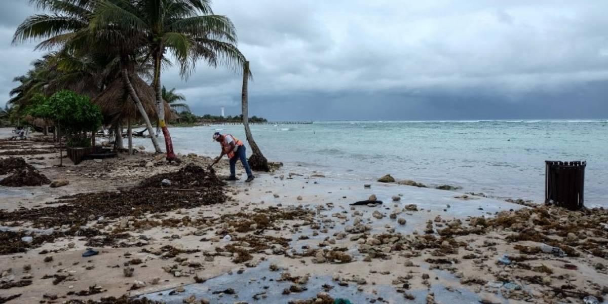 México espera la segunda embestida de la tormenta Franklin