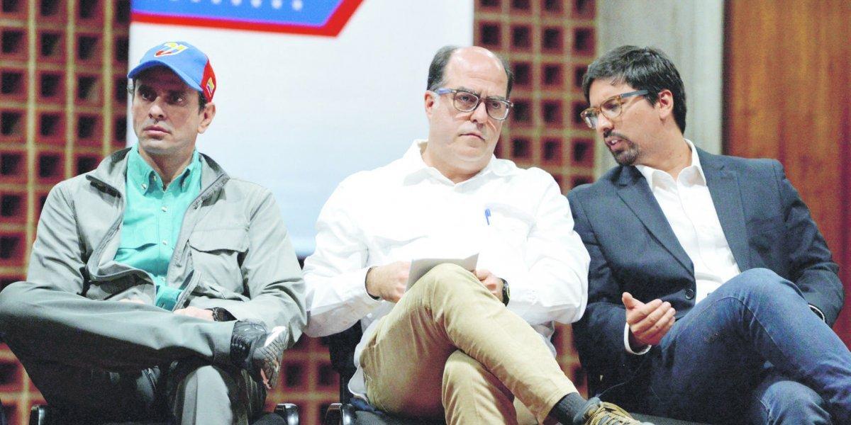Oposición irá a las regionales en Venezuela