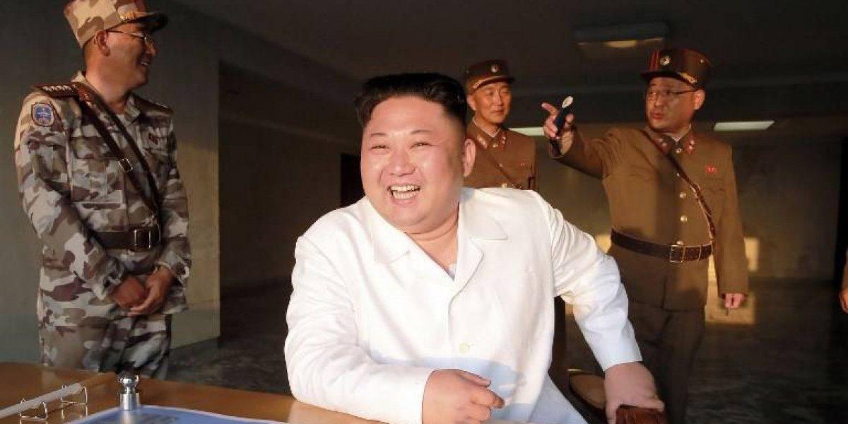 Fechado para este mismo mes: Así es el plan para que Kim Jong-un ataque la isla de Guam