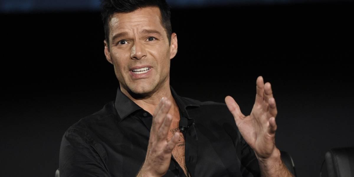 Ricky Martin: Drama sobre asesinato de Versace es respetuoso