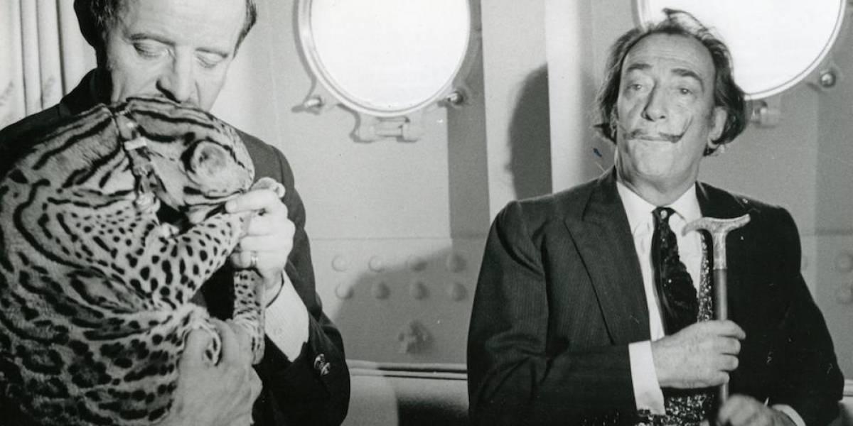 Mira una colección de fotografías nunca antes vistas de Dalí y Picasso