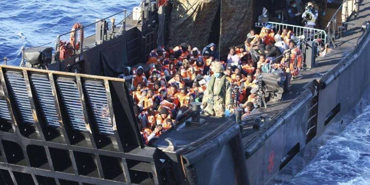 Obligan a lanzarse al mar a 180 inmigrantes frente a costas de Yemen: al menos cinco muertos y 50 desaparecidos