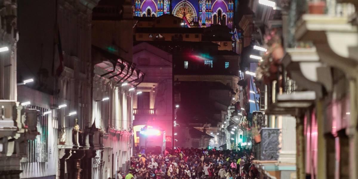 Quito: El transporte municipal tendrá horarios extendido para la Fiesta de la Luz