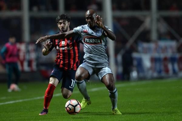 Emelec queda eliminado de la Copa Libertadores