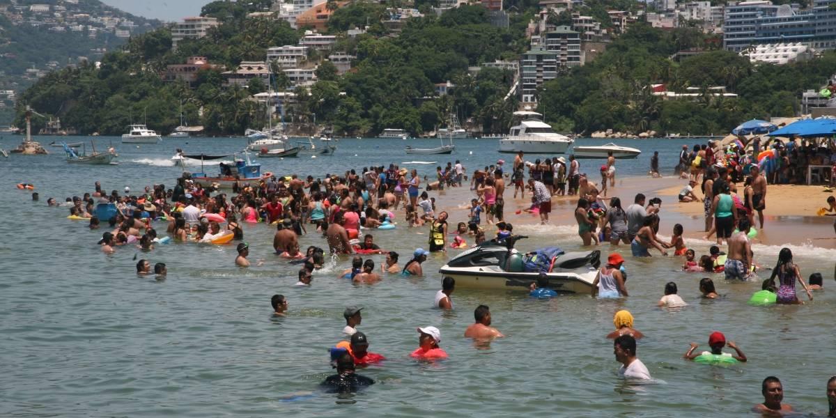 PIB turístico en México crece 3.3% en el primer trimestre del año