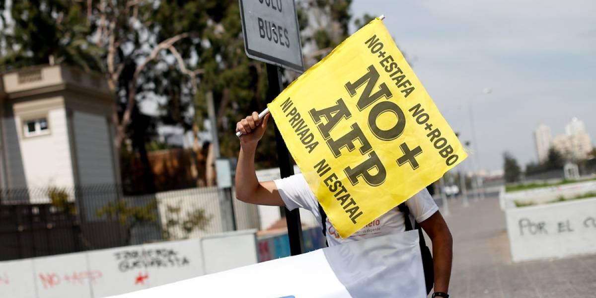 Continúa la fuga del Fondo E: en junio afiliados optaron por fondos más riesgosos