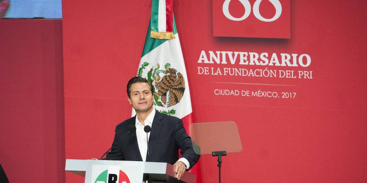 Peña Nieto asistirá a la Asamblea Nacional del PRI este sábado