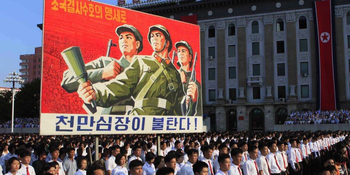 Corea del Norte amenaza con atacar a Guam con 4 misiles