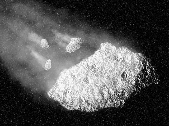 Asteroide pasará cerca de la Tierra en octubre