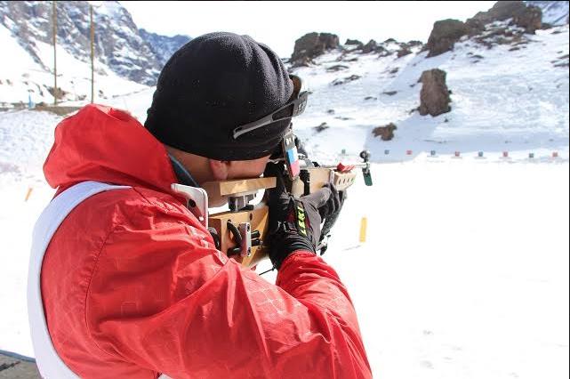 Chile obtuvo 2do puesto por equipos en campeonato internacional de esquí militar