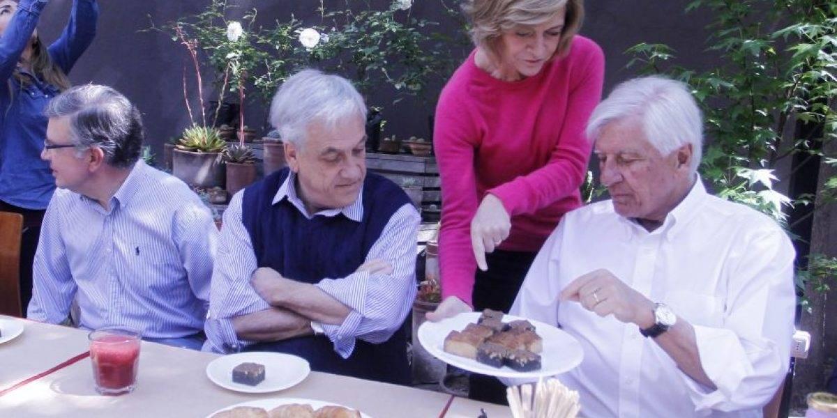Piñera lanza controversial chiste sobre el Sename
