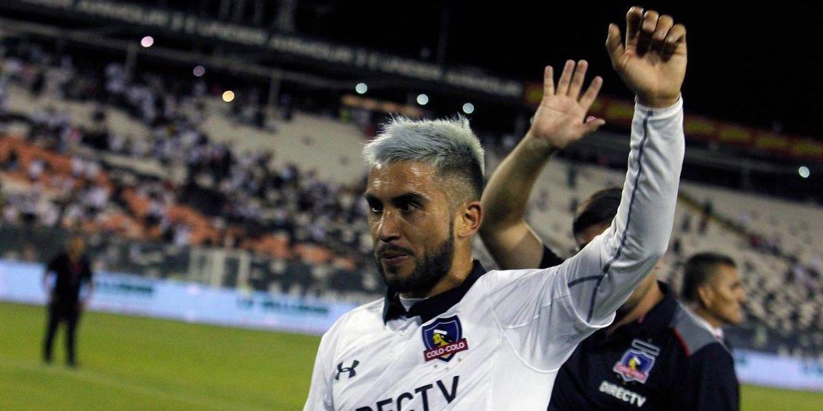 """Pedro Morales lamenta su salida de Colo Colo: """"Bajé mis pretensiones económicas, no venía a Chile a ganar plata"""""""
