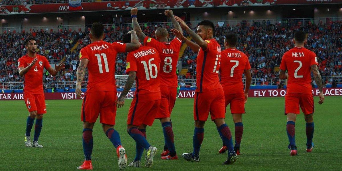 La Roja sigue en puestos de cabeza de serie para el Mundial de Rusia 2018