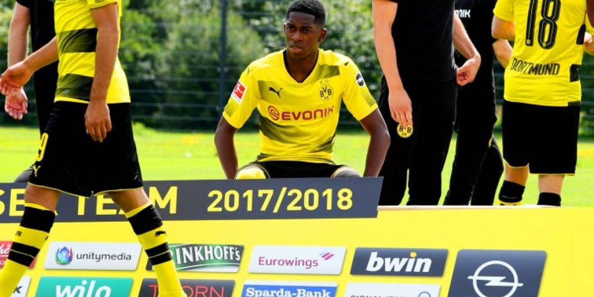 El Dortmund sanciona a Dembélé en medio de rumores sobre su traspaso al Barça