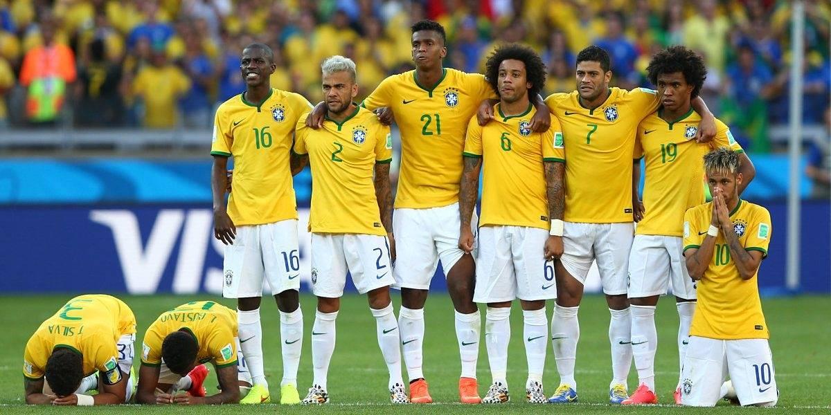 Brasil tiene listo el equipo titular para enfrentar a Colombia este martes