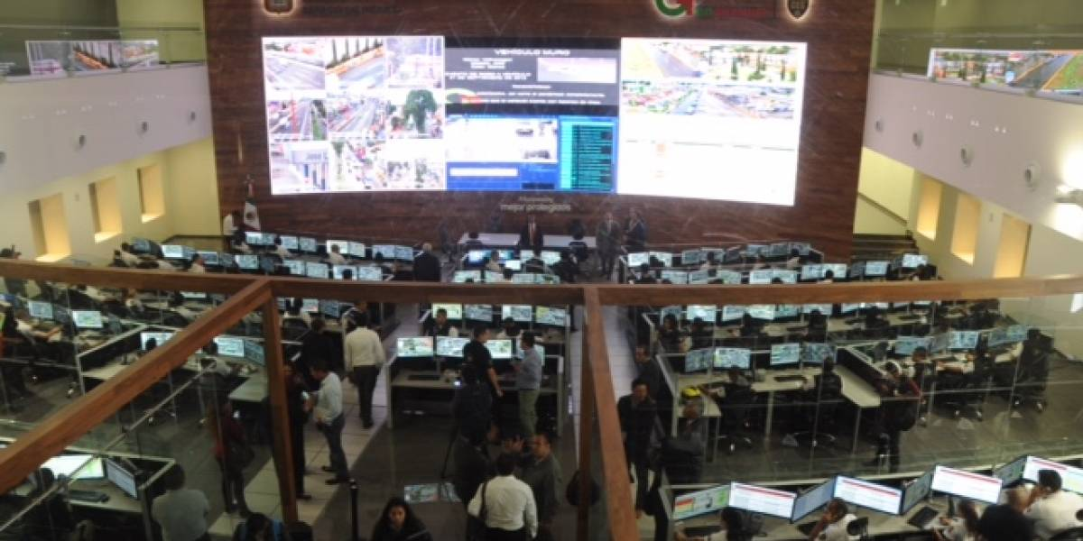 Crece red de videovigilancia en establecimientos del Edomex