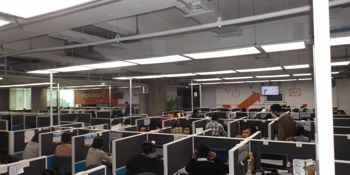"""""""Call center"""" operarán desde las casas de sus trabajadores"""